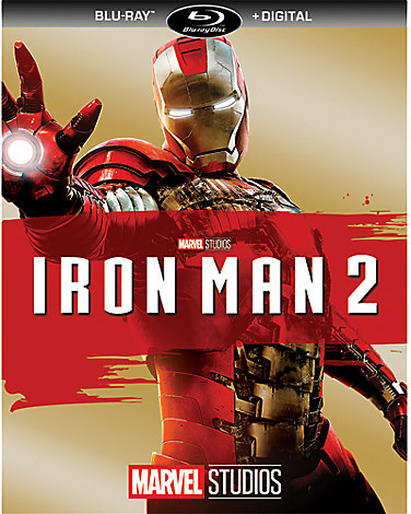 Iron Man 2 Blu-ray + Digital Copy