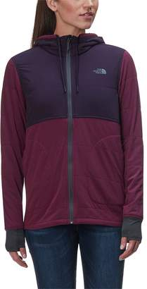 The North Face Mountain Full-Zip Hooded Sweatshirt - Women's