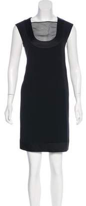 The Row Sleeveless Midi Sheath Dress