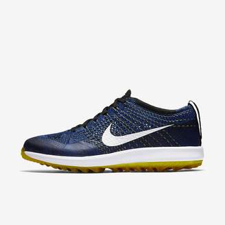 Nike Flyknit Racer G Men's Golf Shoe