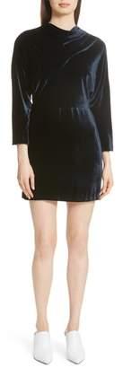 A.L.C. Marin Velvet Dress