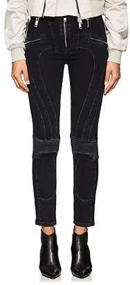Taverniti So Ben Unravel Project Women's Skinny Moto Jeans