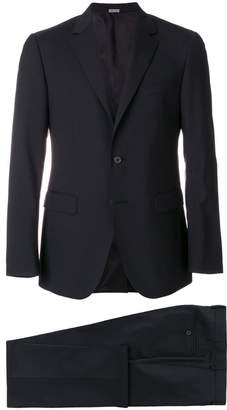 Lanvin single breasted two-piece suit
