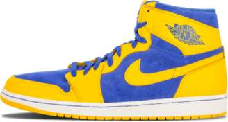 Jordan Air 1 Retro High OG 'Laney' - Varsity Maize/Game Royal