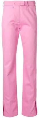MSGM slim trousers