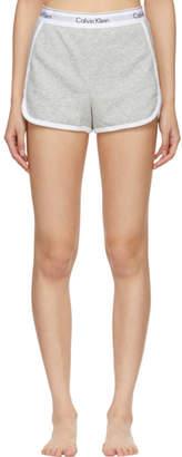 Calvin Klein Underwear (カルバン クライン アンダーウェア) - Calvin Klein Underwear グレー モダン スリープ ショーツ