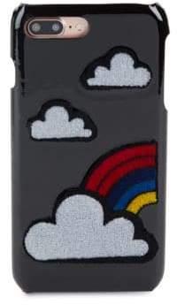 Les Petits Joueurs Cloud Leather Phone Case