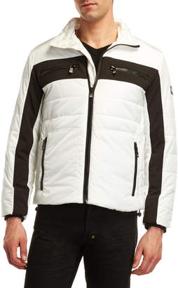 Vry Wrm Snow Cross Puffer Jacket