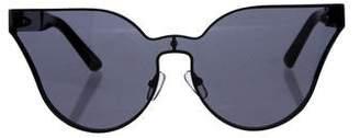 House of Holland Lensfighter Cat-Eye Sunglasses