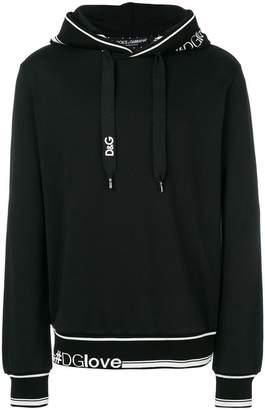 Dolce & Gabbana tD&Glove hoodie