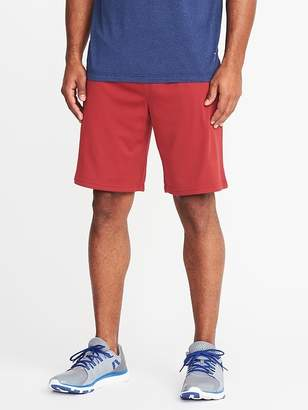 Old Navy Go-Dry Mesh Shorts for Men - 10 inch inseam