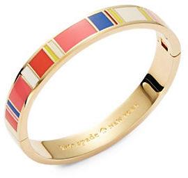 Kate SpadeKate Spade New York How Charming Idiom Bangle Bracelet