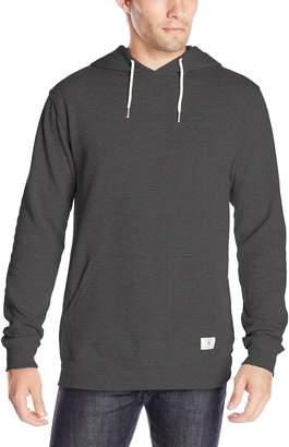 DC Men's Rebel Pullover Hooded 3 Fleece Top