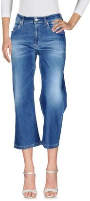 Siviglia Denim pants - Item 42644967UV