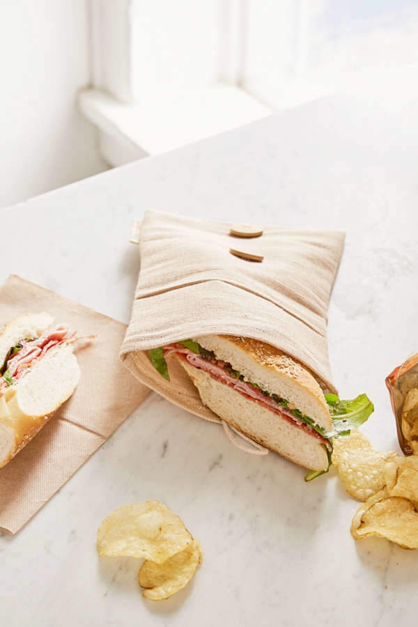 Juco. Life Without Plastic Sandwich Bag