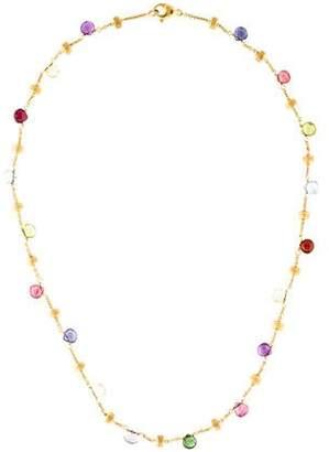 Marco Bicego 18K Multistone Necklace