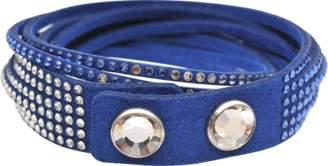 Swarovski Bracelet-Jonc Double Crystal Dust