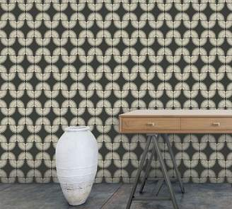 Pottery Barn Urban Caterpillar Wallpaper