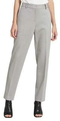 Donna Karan Straight-Leg Trousers