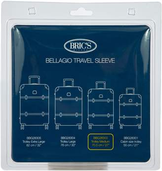Bric's Transparent Custom Cover for 27-Inch Bellagio Spinner Trunks