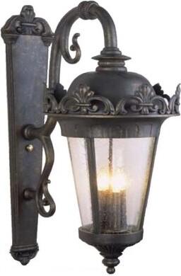 Alcott Hill Petrey 4-Light Outdoor Wall Lantern Alcott Hill