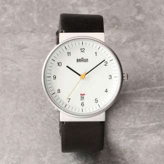 Braun バイヤーズコレクション 【 】【期間限定販売】【ユニセックス】 Watch BN0032 Leather