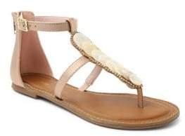 Kensie Rossey Embellished Sandals