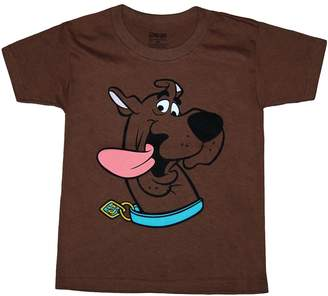 Scooby-Doo Face Youth T-Shirt