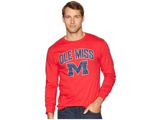 Champion College Ole Miss Rebels Long Sleeve Jersey Tee