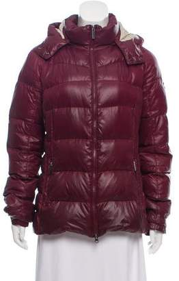 ADD Hooded Puffer Jacket