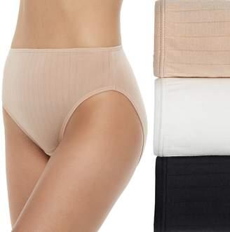 Jockey Women's 3-Pack Supersoft Breathe French Cut Panties 2371
