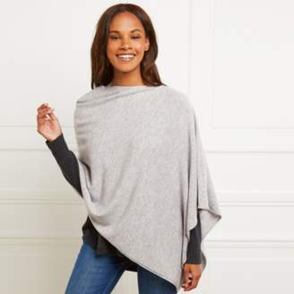 The White Company Wool-Cashmere Poncho
