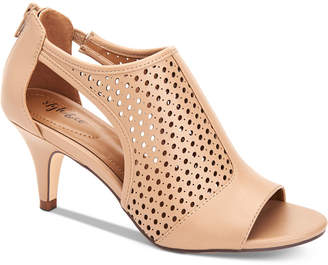 Style&Co. Style & Co Women's Helaine Perforated Sandals, Created for Macy's Women's Shoes