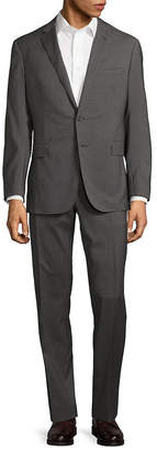 Ralph Lauren Plainweave Striped Classic-Fit Wool Suit