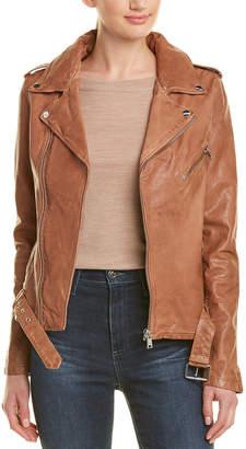 LAMARQUE Kiyoshi Leather Jacket