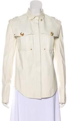 Balmain Lambskin Casual Jacket