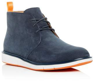 Swims Men's Motion Suede Chukka Boots