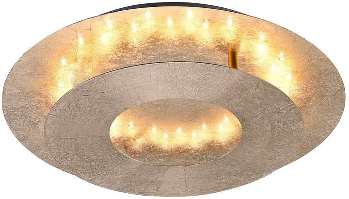 Paul Neuhaus EEK A+, LED-Deckenleuchte Nevis Leaf II