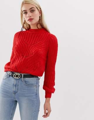 Vero Moda Chunky Knitted Jumper