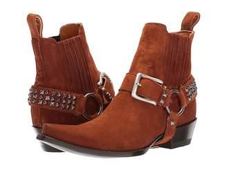 Old Gringo Harley Stud Strap Cowboy Boots