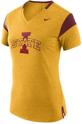 Nike Women's Iowa State Cyclones Fan V Top T-Shirt