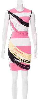 Ohne Titel Striped Bodycon Dress w/ Tags