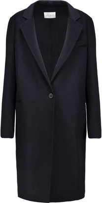 Sandro Mathea wool-blend coat $725 thestylecure.com