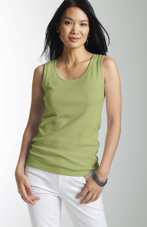 J. Jill Pima cotton tank