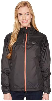 Columbia Flash Forward Lined Windbreaker Women's Coat