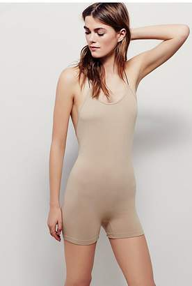 Intimately Low Back Seamless Romper