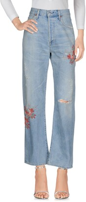 Citizens of Humanity Denim pants - Item 42631640XI