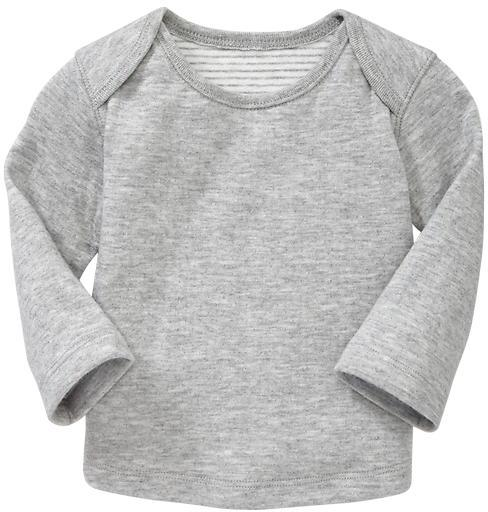 Gap Long-sleeve lapped T