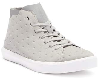 Native Monaco Mid Textured Sneaker