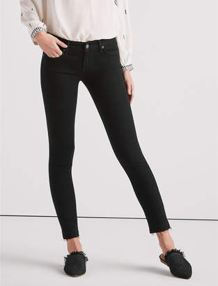 Lucky Brand Stella Low Rise Skinny Jean With Cut Hem